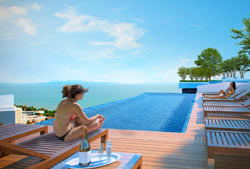 Acqua-Condos-swimming-pool-Art-within-Art