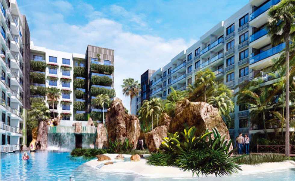 Why condos like Amazon resort condo are a hot investment in Pattaya: