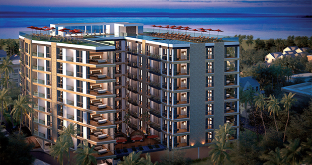 Pattaya Condoshop and Heights Holdings proudly present Arcadia Beach Imperial