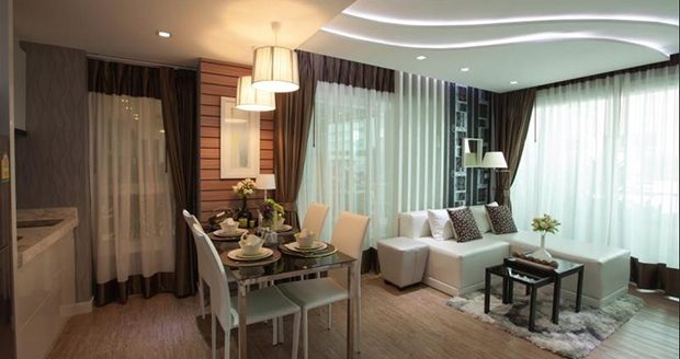 livingroom The Feelture Pattaya