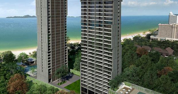 Ocean Front for sale Zire Wongamat